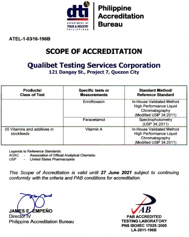 Continued Accreditation